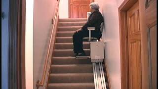 AmeriGlide Stair Lift Preview
