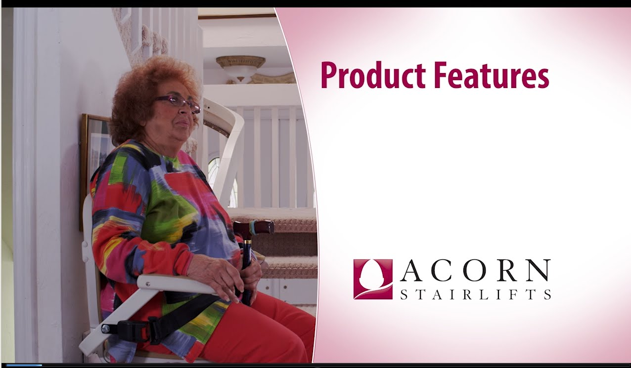 Acorn Stairlifts Product Overview  U00bb Acorn Stairlifts Home