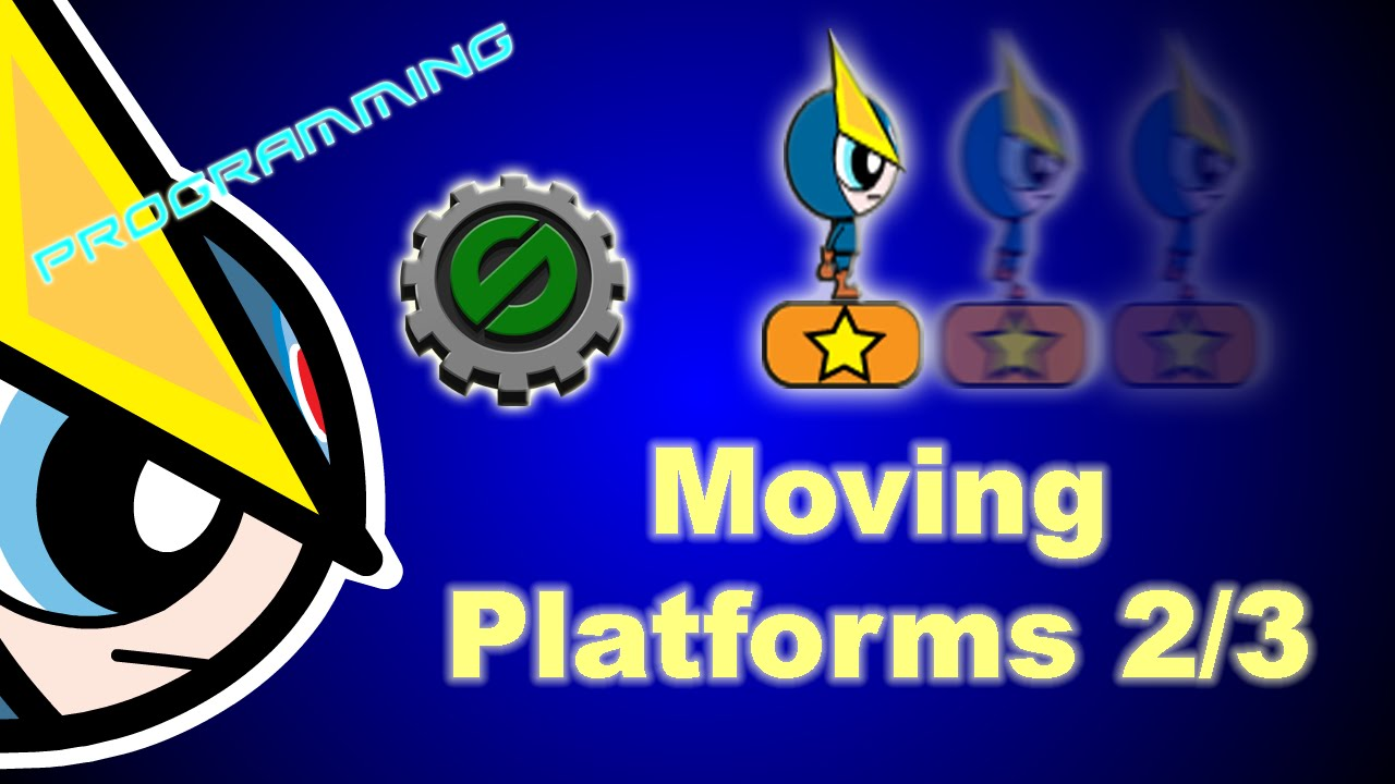 Game Maker Studio: Moving Platforms Tutorial 2/3 (vertical ...