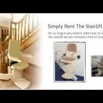 Oakland Stairlift Rental