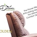 Golden's DayDreamer Energy Pillow
