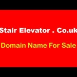 Stair Elevator .co.uk – Area Identify For Sale