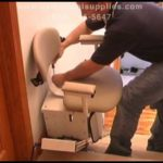 Installing a Stair Lift in your house, aspect two.