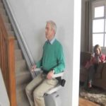 Stairlift Assistance From TV's Dr Hilary Jones