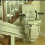 Bruno Curved Rail Stair Lift