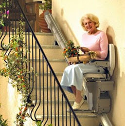 curved stair lift prices in Two Bridges