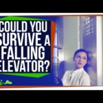 May You Survive A Falling Elevator?