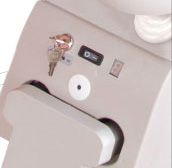 Key Locking System for Acorn Stairlifts