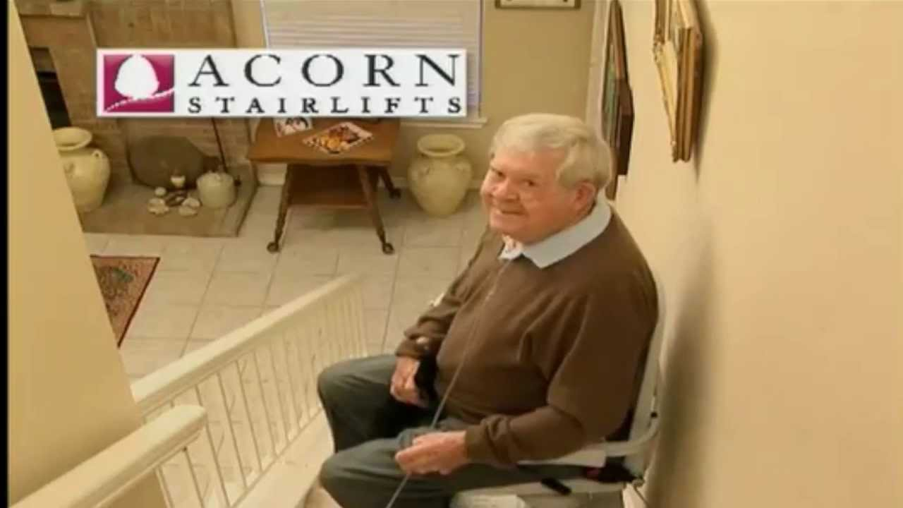 Acorn, Bruno, Stannah Stairlifts