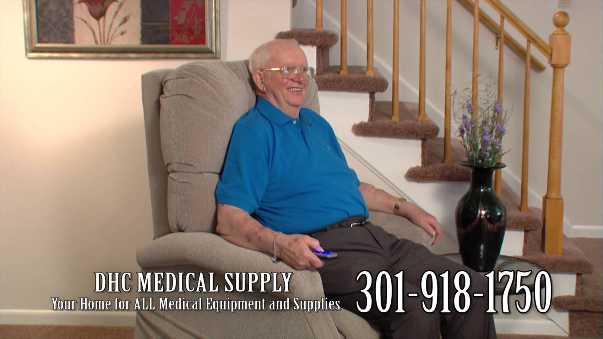 dhc medical supply lift chair