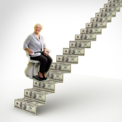 Why a stair lift can be a great investment.