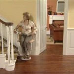 Stannah Stairlifts – Sofia two way powered swivel stair lifts video