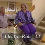 StairLiftProfessionals.com – Bruno's Electra-Trip LT Straight Stairlift