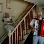 Acorn Superglide 120 Stair Lift StairWay Lift Stairlifts Stair Climber Stairway Elevator
