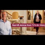 Stairlift Recommendation From TV's Dr Hilary Jones